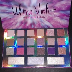 ULTRAVIOLET Eye and Face Palette